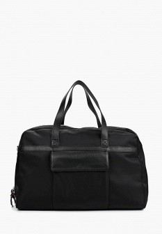 Женская черная дорожная сумка
