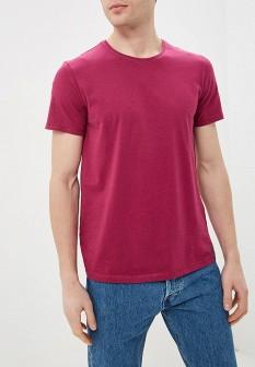 Мужская фиолетовая футболка S.OLIVER
