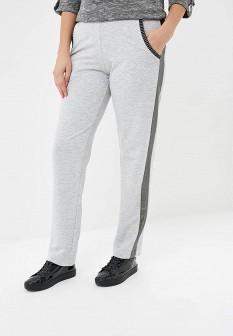 Женские серые осенние брюки Sparada