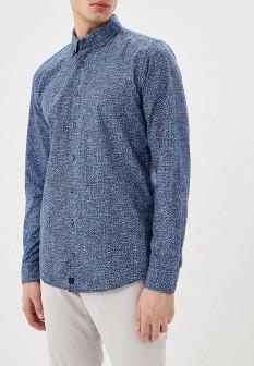 Мужская синяя рубашка Strellson