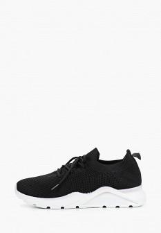 Женские черные кроссовки Stephan