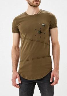 Мужская осенняя футболка Terance Kole