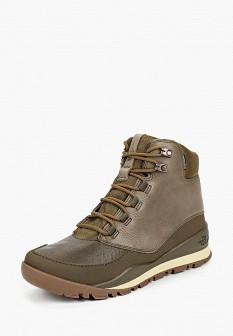 Мужские осенние кожаные ботинки