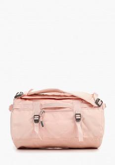 Мужская розовая спортивная сумка