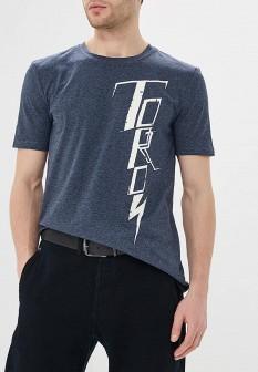 Мужская синяя футболка TORRO