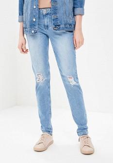 Женские голубые джинсы TOM FARR