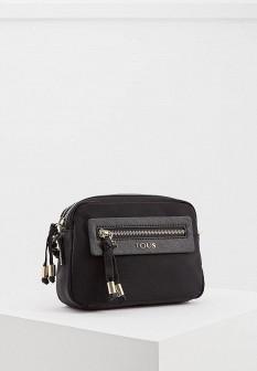 Женская черная сумка TOUS