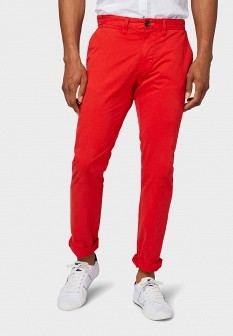 Мужские красные брюки