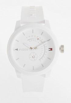 Мужские белые часы Tommy Hilfiger