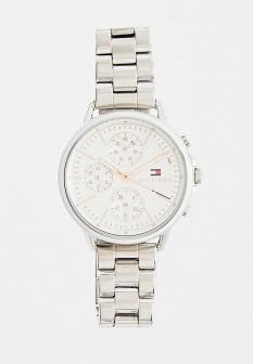 Женские серебряные часы Tommy Hilfiger