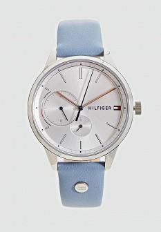 Женские голубые часы Tommy Hilfiger