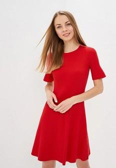 Красное платье Tommy Hilfiger