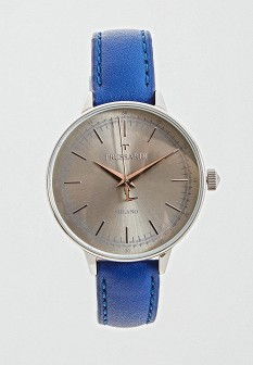 Мужские синие итальянские часы