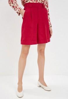 Женские розовые шорты United Colors of Benetton