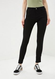 Женские черные джинсы United Colors of Benetton