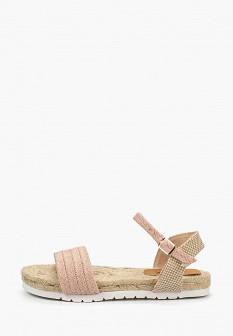 Женские розовые сандалии Vera Blum