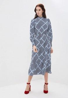 Голубое платье Vero moda