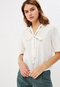 Белая блузка Vila