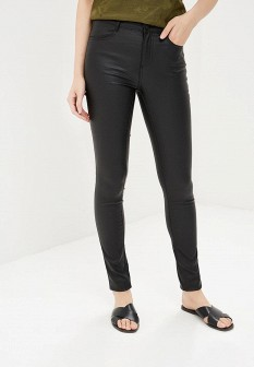 Женские черные брюки Vila