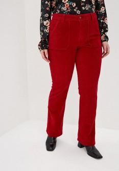 Женские красные брюки Violeta by Mango