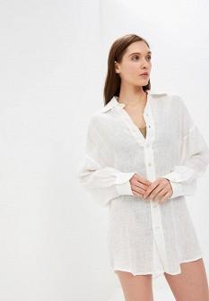 Женская белая рубашка Vitamin A