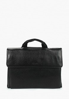 Мужская черная сумка Vitacci