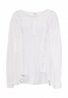 Белая блузка Volcom