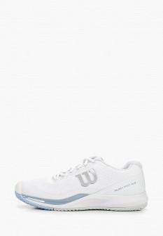Женские белые кроссовки Wilson