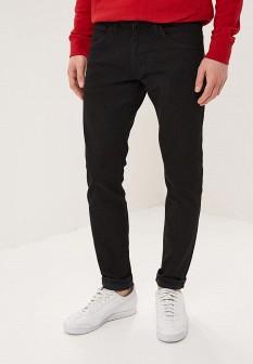 Мужские черные джинсы Wrangler