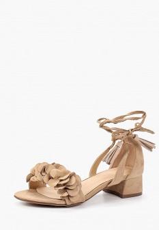Женские бежевые сандалии WS Shoes