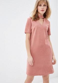 Розовое платье ZARINA