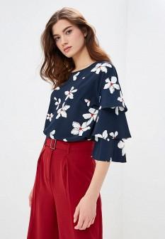 Серая блузка ZARINA