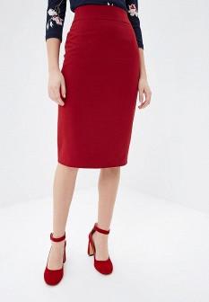 Бордовая юбка ZARINA