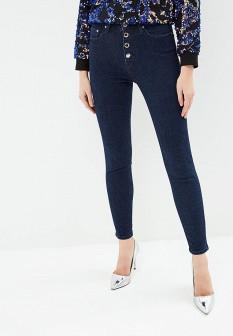 Женские синие джинсы ZARINA