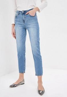 Женские голубые джинсы ZARINA