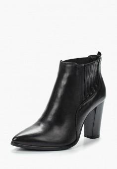 Ботильоны, Accord, цвет: черный. Артикул: AC009AWVIA51. Обувь