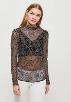 Блуза, adL, цвет: серый. Артикул: AD005EWAMJO1. Одежда