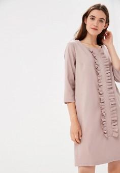 Платье, Adzhedo, цвет: розовый. Артикул: AD016EWCLTI2. Одежда