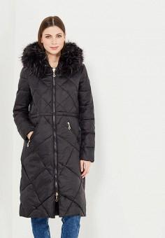 Куртка утепленная, Adrixx, цвет: черный. Артикул: AD021EWXQC60. Одежда / Верхняя одежда