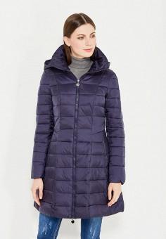 Куртка утепленная, Adrixx, цвет: синий. Артикул: AD021EWXQC66. Одежда / Верхняя одежда