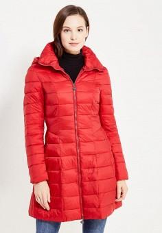 Куртка утепленная, Adrixx, цвет: красный. Артикул: AD021EWYBT26. Одежда / Верхняя одежда