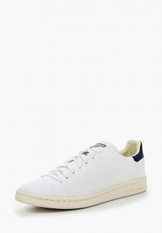 Кеды, adidas Originals, цвет: белый. Артикул: AD093AUNSC22. Обувь / Кроссовки и кеды / Кеды / Низкие кеды