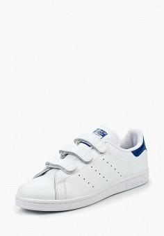 Кеды, adidas Originals, цвет: белый. Артикул: AD093AUQIS64. Обувь / Кроссовки и кеды / Кеды / Низкие кеды