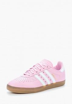 Кеды, adidas Originals, цвет: розовый. Артикул: AD093AWALPX4. Обувь / Кроссовки и кеды / Кеды / Низкие кеды