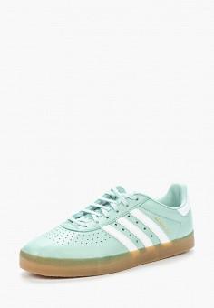 Кеды, adidas Originals, цвет: бирюзовый. Артикул: AD093AWALPX5. Обувь / Кроссовки и кеды / Кеды / Низкие кеды