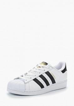 Кеды, adidas Originals, цвет: белый. Артикул: AD093AWALPZ8. Обувь / Кроссовки и кеды / Кеды / Низкие кеды