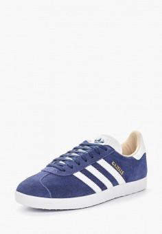 Кеды, adidas Originals, цвет: синий. Артикул: AD093AWALQB8. Обувь / Кроссовки и кеды / Кеды / Низкие кеды