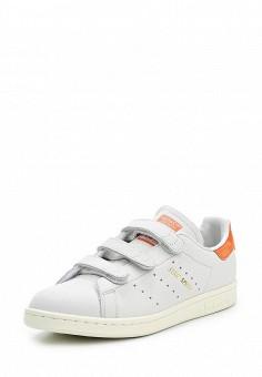 Кеды, adidas Originals, цвет: серый. Артикул: AD093AWALQC9. Обувь / Кроссовки и кеды / Кеды / Низкие кеды