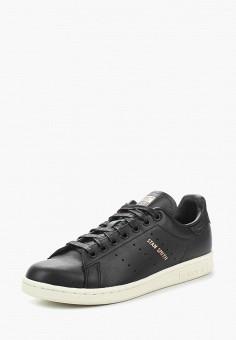 Кеды, adidas Originals, цвет: черный. Артикул: AD093AWALQD2. Обувь / Кроссовки и кеды / Кеды / Низкие кеды