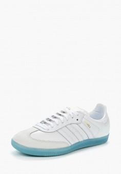 Кеды, adidas Originals, цвет: белый. Артикул: AD093AWUNT54. Обувь / Кроссовки и кеды / Кеды / Низкие кеды